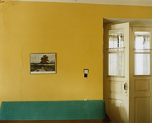 Sasha Rudensky: Yellow Dining Room, Tbilisi, Georgia