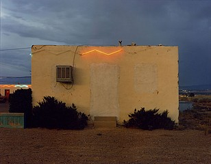 Steve Fitch: Grandview Motel, Albuquerque, New Mexico, 1980