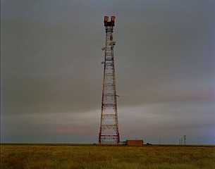 Steve Fitch: Near Field, New Mexico, October 21, 2004?