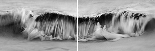 Svjetlana Tepavcevic: The Sea Inside no. 875 & 887 (diptych)