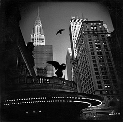 Thomas Michael Alleman: Midtown Manhattan, 2004, 2003