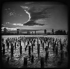 Thomas Michael Alleman: Hudson River, 2005