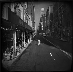 Thomas Michael Alleman: Midtwon Manhattan, 2004