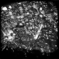Thomas Michael Alleman: Midtown Manhattan, 2008