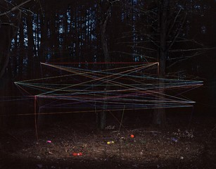 Thomas Jackson: Yarn no. 1, Napanoch, New York, 2012
