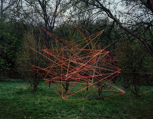 Thomas Jackson: Yarn no. 2, Chester Springs, Pennsylvania, 2012