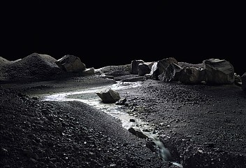 Tim Simmons: Intervention Quarry #8, 2006