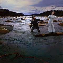 Tom Chambers: River Walk, 2007