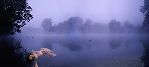 Tom Chambers: Foggy River