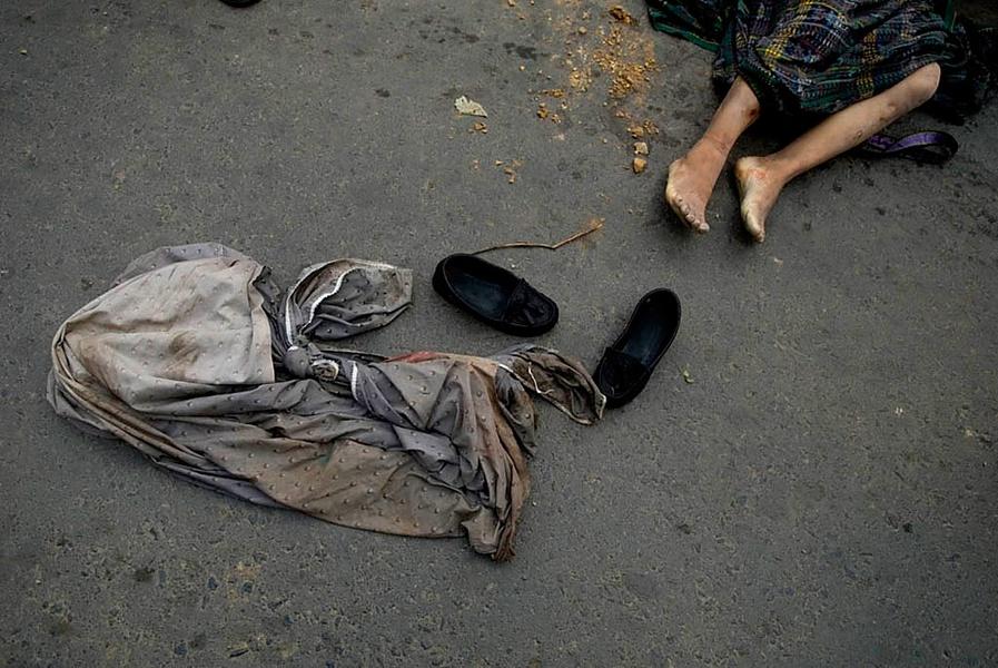 Violencia contra la Mujer en Guatemala