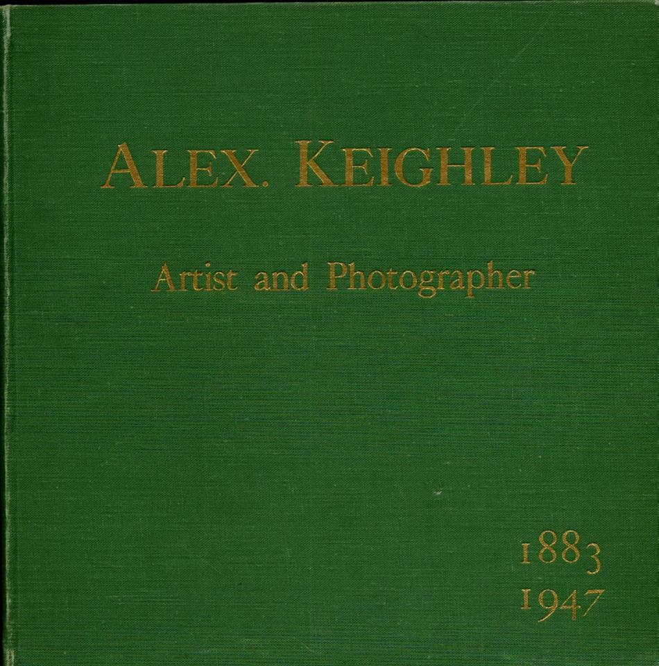 Alexander Keighley monograph