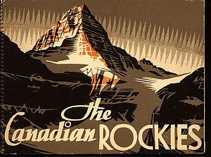 Byron Harmon: The Canadian Rockies