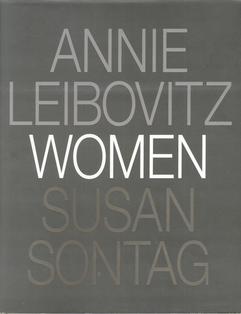 Two SIGNED Annie Leibovitz Volumes.