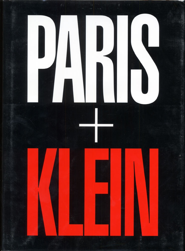 William Klein: Paris + Klein (Signed)