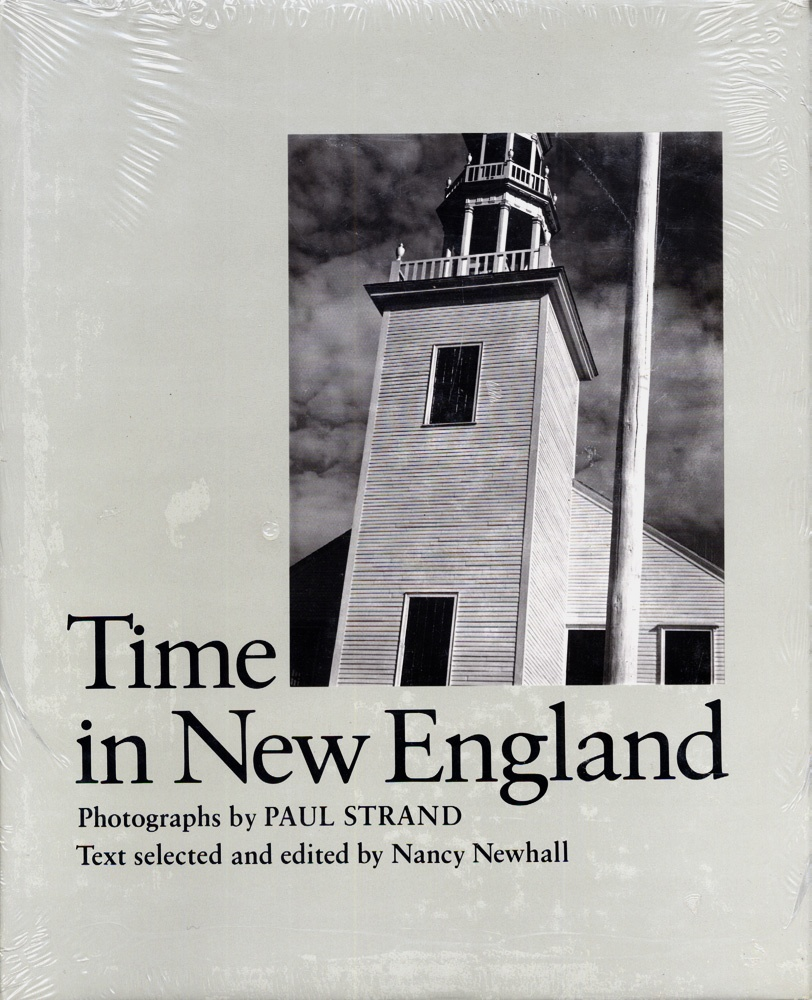 Paul Strand: Time in New England (shrink-wrapped)