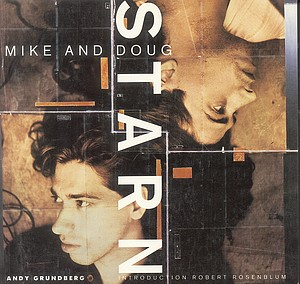 Mike and Doug Starn. Signed