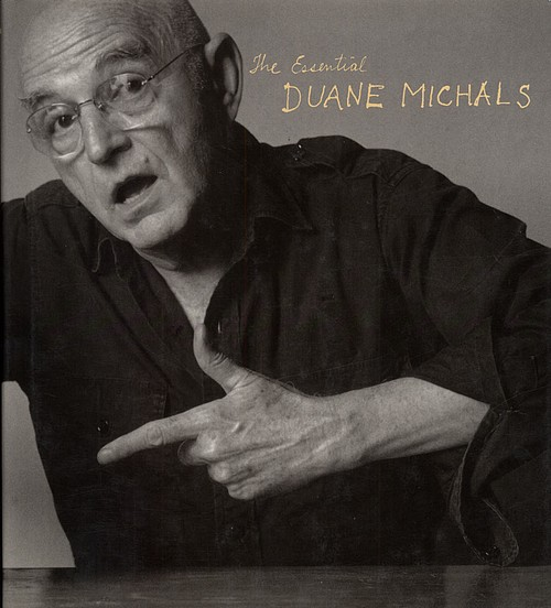 Duane Michals: 2 Signed Books