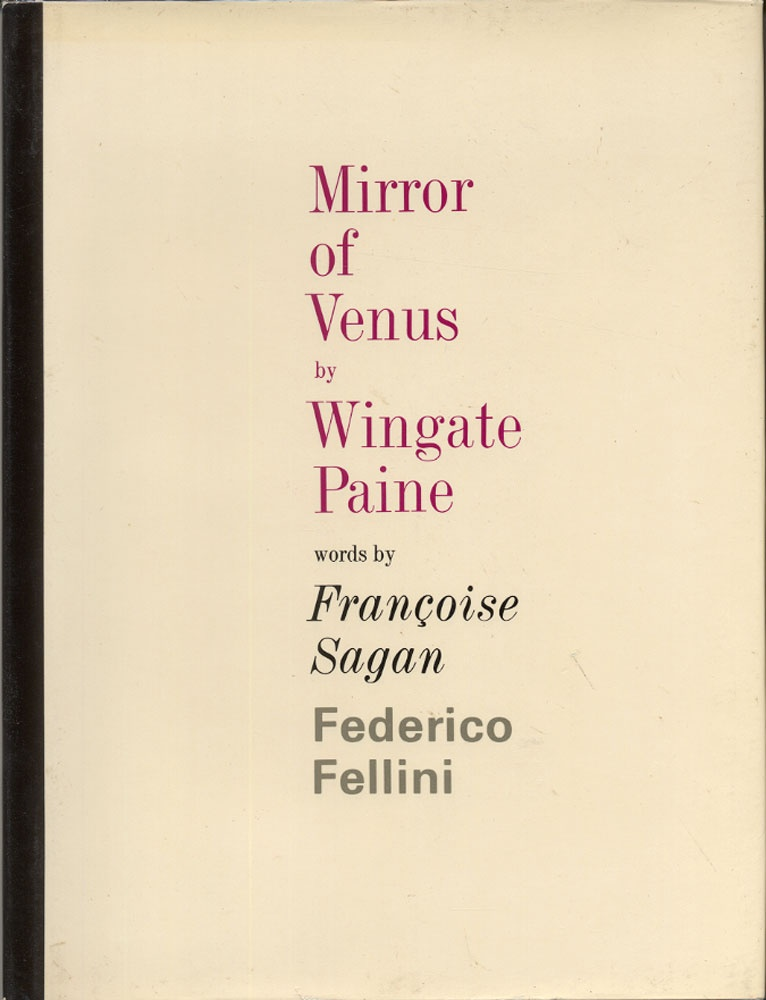 Wingate Paine: Mirror of Venus