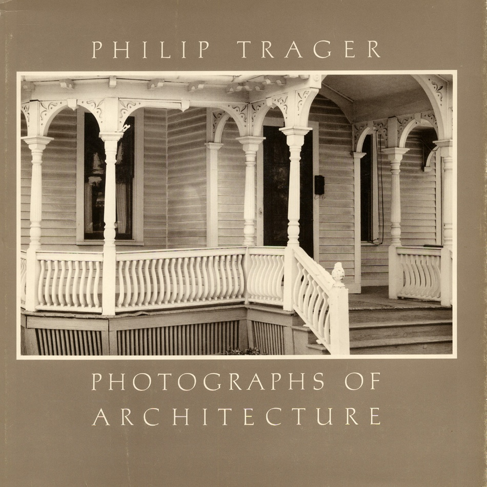 Trager: Photographs of Architecture - Association copy