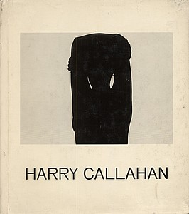 Harry Callahan: 2 Exhibition Books
