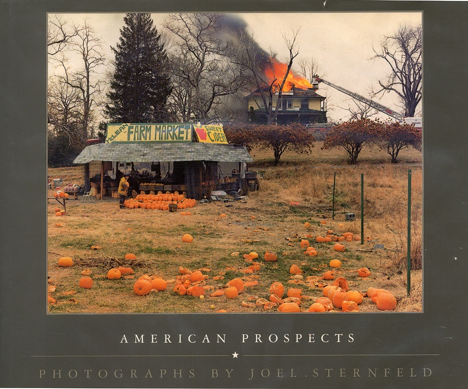 Joel Sternfeld: American Prospects (Signed, 1st Edition)