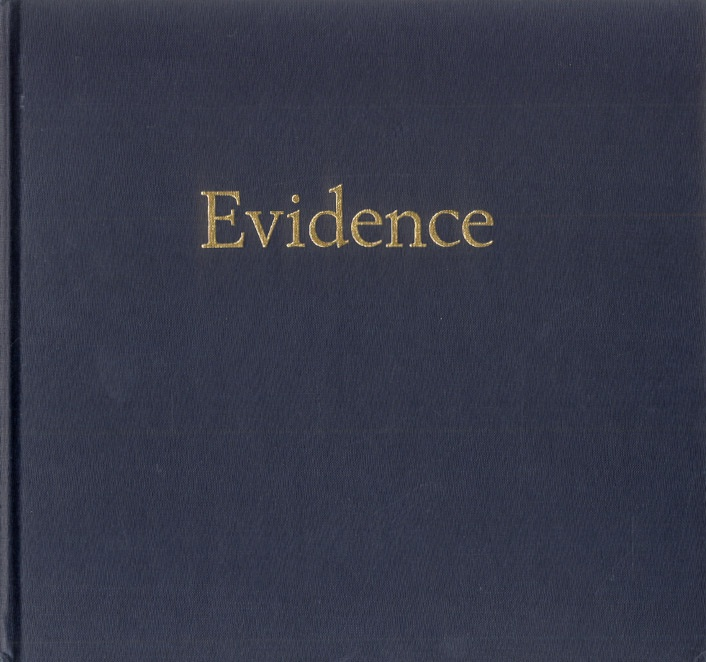 Mike Mandel and Larry Sultan: Evidence (1st Edition!)