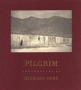 Richard Gere: Pilgrim, SIGNED