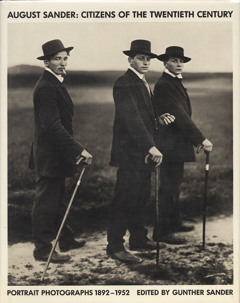 August Sander: Citizens of the Twentieth Century