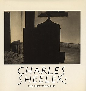 Charles Sheeler: The Photographs