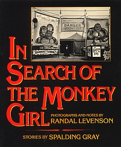Randal Levenson: In Search of the Monkey Girl