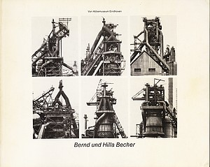 Bernd und Hilla Becher (1981 Exhibition Catelogue, Signed by H. Becher)