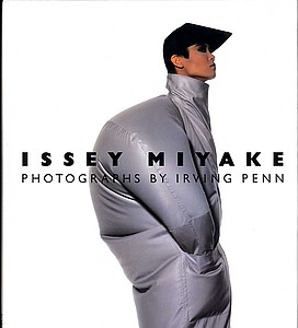Irving Penn: Issey Miyake (Double Signed!)