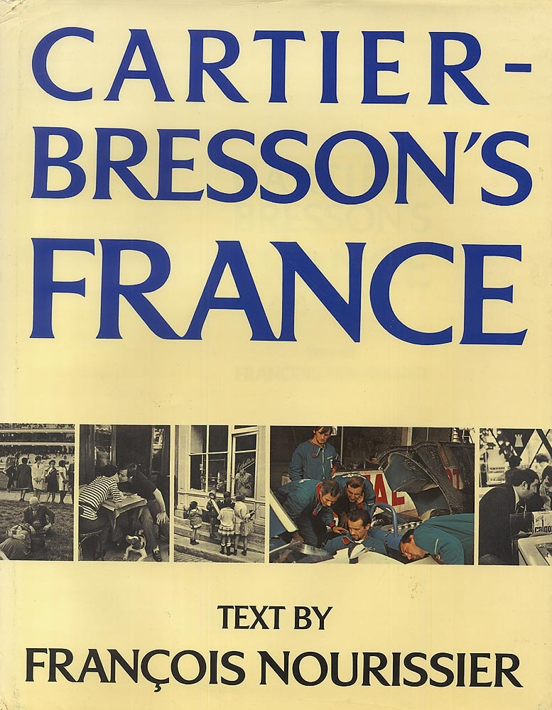 Cartier-Bresson: France (+2 others)