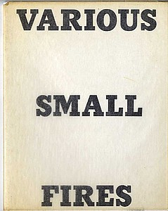Ed Ruscha: Various Small Fires and Milk
