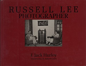 Russell Lee Photographer (Signed)