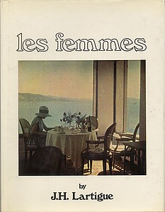 J.H. Lartigue: Les Femmes (Inscribed Assoiation Copy)