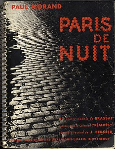 Brassaï: Paris de Nuit (1st Edition)