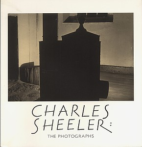 Charles Sheeler: The Photographs & The Paintings & Drawings (2 books)