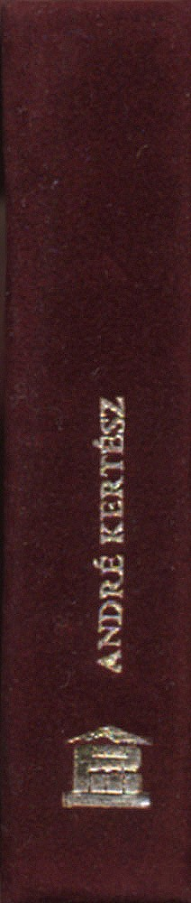 Kertesz: Miniature Hungarian book