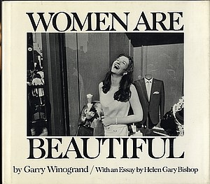 Garry Winogrand: Women Are Beautiful (Hardbound 1st Edition!)