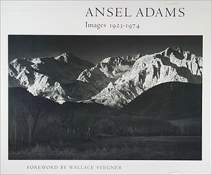 Ansel Adams: Images 1923-1974
