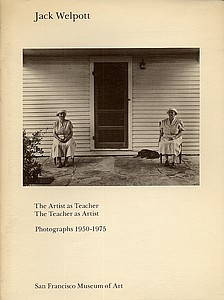 Welpott: The Artist As Teacher, SIGNED