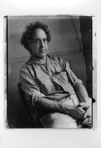 Portrait of Robert Frank by Brian Graham