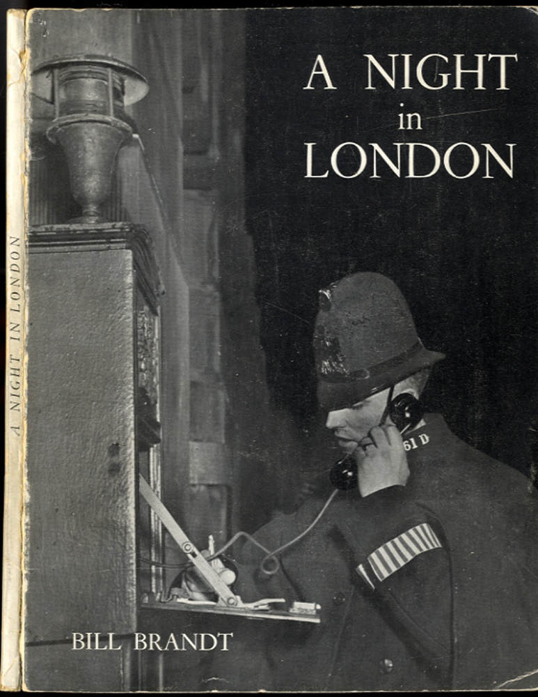 Bill Brandt: A Night in London (+ 1 other)