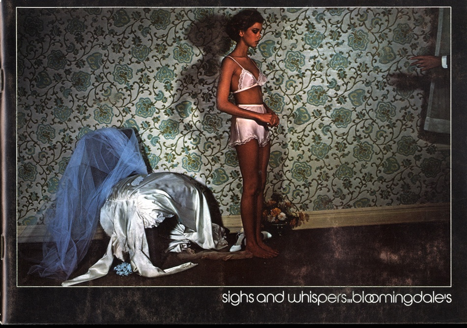 Guy Bourdin: Sighs and Whispers (1976 Bloomingdale's Catalogue)