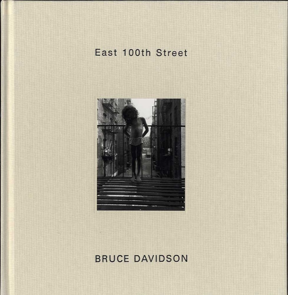 Bruce Davidson: East 100th Street (SIGNED)