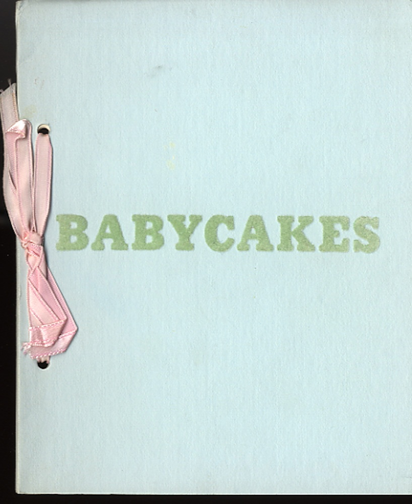 Ed Ruscha: Babycakes With Weights