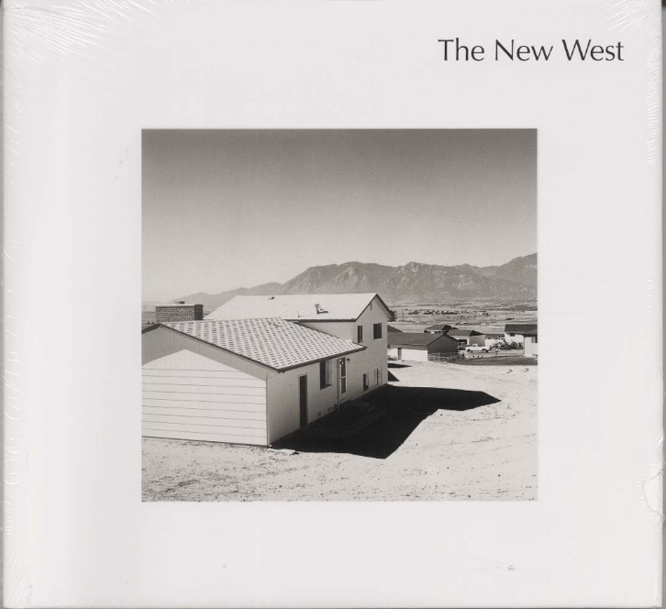 Robert Adams: The New West (2000 German reprint)