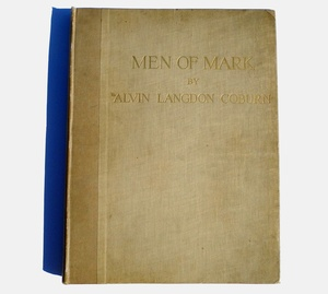 Alvin Langdon Coburn: Men of Mark