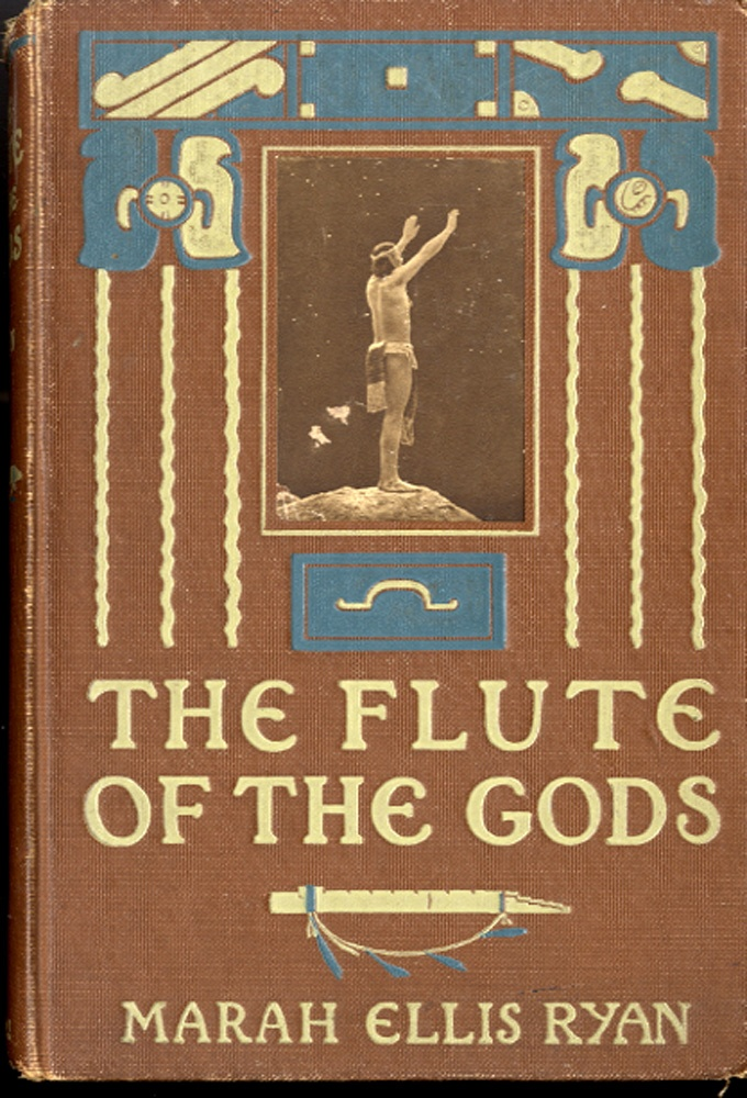 Edward Curtis (illus.): Flute of the Gods
